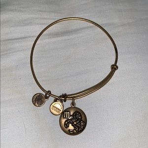 Alex and Ani Scorpio Bracelet
